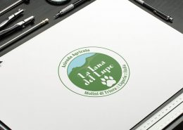 La Tana del Lupo - Logo