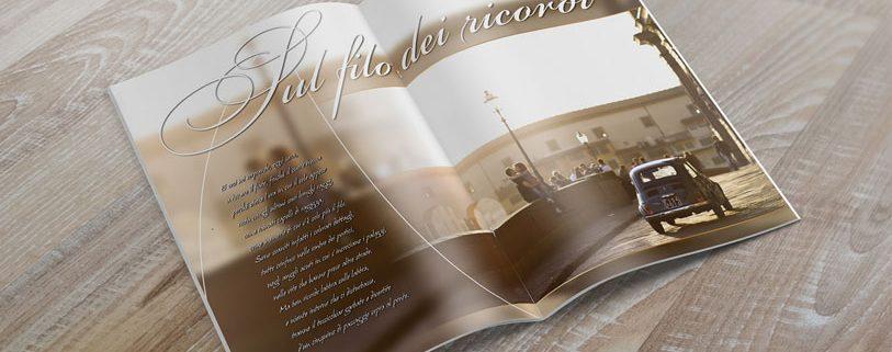 500 Club Italia Garlenda - Pagina pubblicitaria sul filo dei ricordi