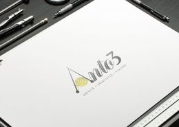 Anto3 - Logo