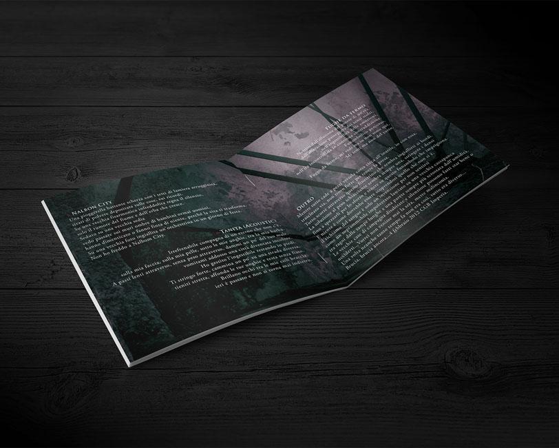 CGB - CD Jewel box booklet - L'un per cento