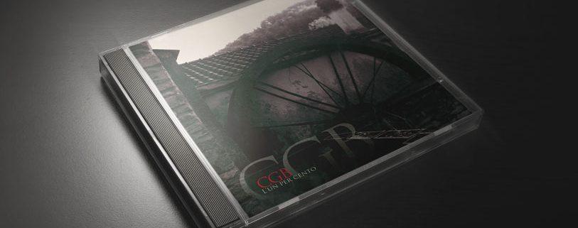 CGB - CD Jewel box copertina - L'un per cento