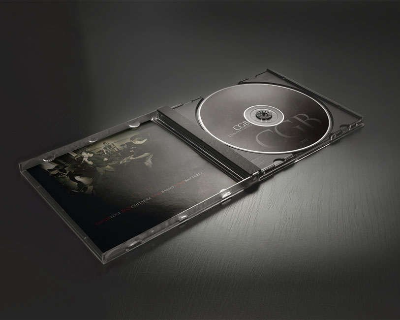 CGB - CD Jewel box interno - L'un per cento