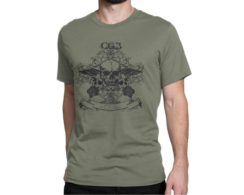 CGB - T-Shirt Icaro