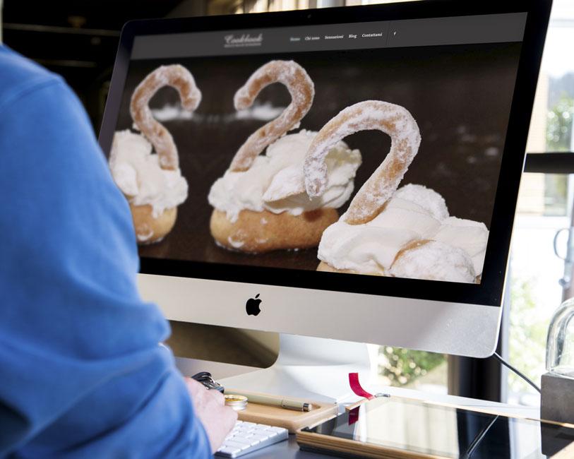 Cookbook Sanremo - Sito web