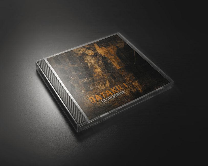 Datakill - CD Jewel box copertina - La soluzione