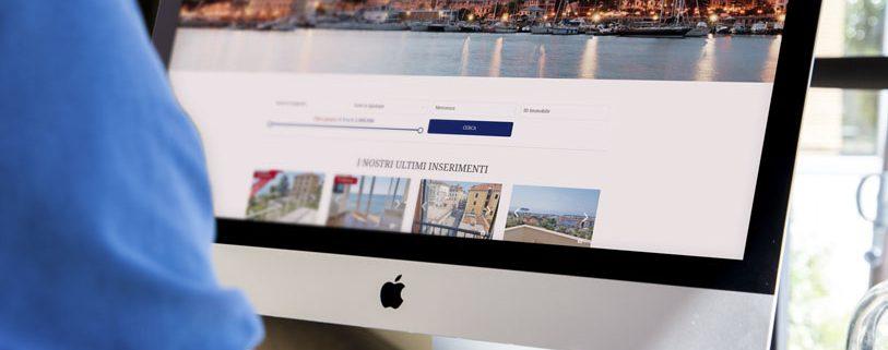 Immobiliare Camillino - Sito web