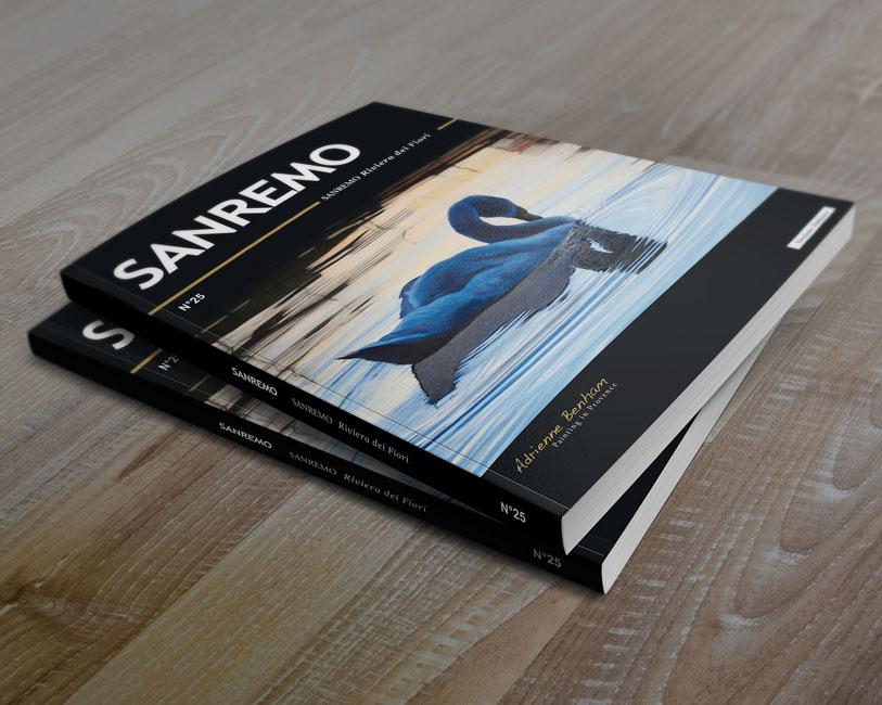 MAC Sanremo - Rivista - Copertina edizione 25